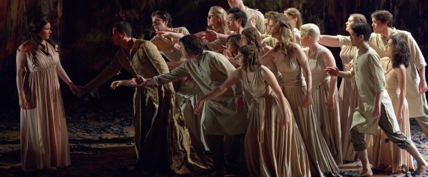 UW Music 2014 Opera: Semele