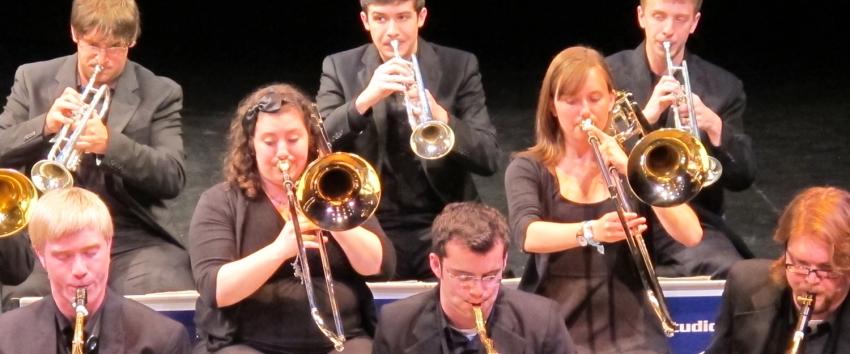 UW Studio Jazz Ensemble