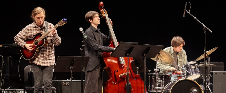UW Studio Jazz Ensemble: Modern Band (photo: Steve Korn)