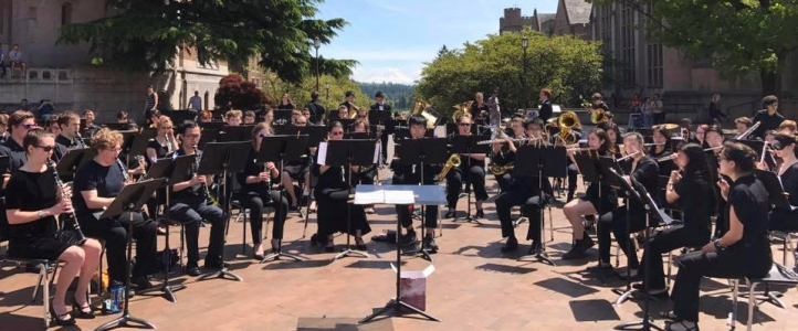 UW Summer Band 2017