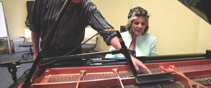 Renee Fleming visits DXARTS