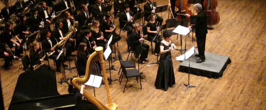 Overview of UW Wind Ensemble