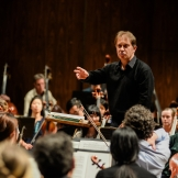 UW Symphony and Seattle Symphony perform side by side on Jan 26 (photo: Jerome Tso).