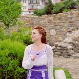 Fulbright scholar Ana Borisova Ganeva