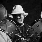 Jazz drummer Andrew Cyrille