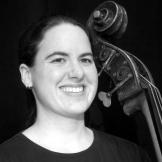 Bassist Anna Jensen