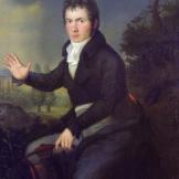Ludwig van Beethoven 1804/05 by Joseph Willibrord Mähler