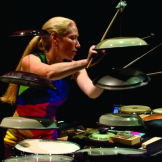 Percussion Studies Chair Bonnie Whiting