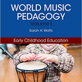 World Music Pedagogy series cover