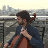 Cellist Chris Young