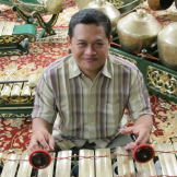Heri Purwanto, Javanese Gamelan Music and Dance (photo: Joanne De Pue)