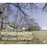 Richard Karpen Aperture CD cover