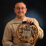 Horn player Kerry Turner