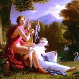 Orphée et Eurydice by Louis Ducis
