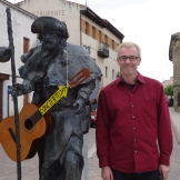 Michael Partington in Spain
