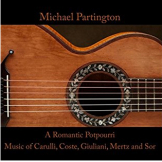 Michael Partington: A Romantic Potpourri