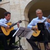 Michael Partington and Marc Teicholz