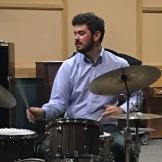 Remy Morritt, jazz studies student