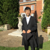 Taro Kobayashi (BM guitar, '14) has entered St Hugh's College, Oxford, to pursue a Master of Philosophy in Music.