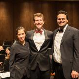 UW Music Conducting Students (photo: Kevin Li, UW Daily)