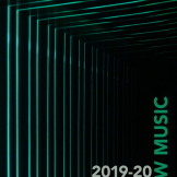 UW Music 2019-20 Concert Season brochure cover