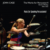 Bonnie Whiting - John Cage: Music for Speaking Percussionist