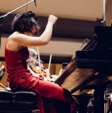 Zhenni Li, piano