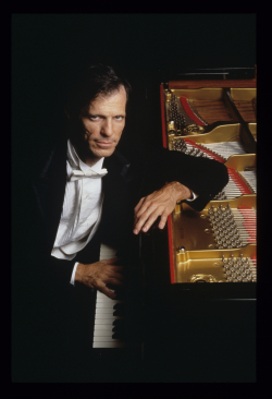 Pianist Stephen Drury performs at the UW on Feb. 26 and 28.
