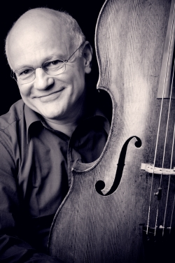 Cellist Jaap ter Linden leads a master class at UW Sat. June 3.