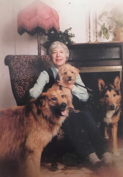 Music alumna Nancy Ann Yaeger