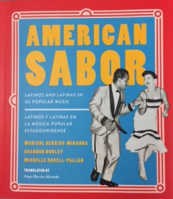 American Sabor book cover image