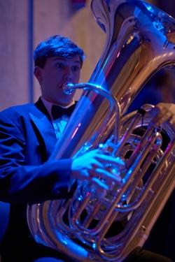 Andy Abel, tuba