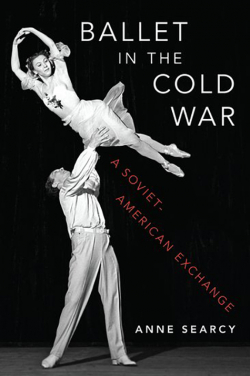 Ballet in Cold War cover