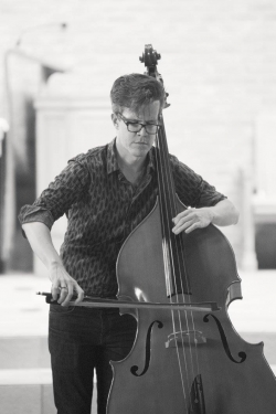 Bassist Ted Botsford (Photo courtesy the artist).