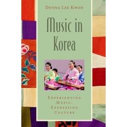 Music in Korea book cover