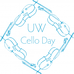 UW Cello Day Logo