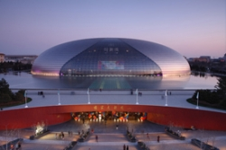 National Center for the Performing Arts in Tiananmen Square, China