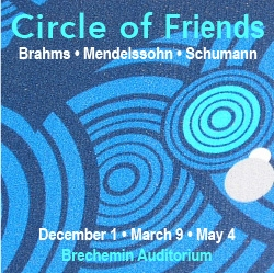 Circle of Friends poster