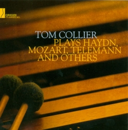 Tom Collier album cover