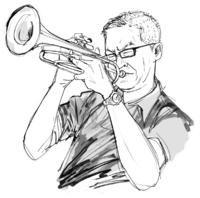 sketch of Cuong Vu