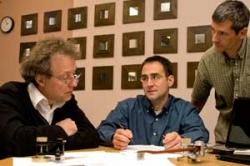 Joel Durand, John Tolomei, and CHris Igielski