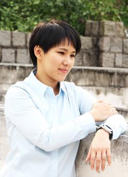 UW student pianist Harriet Wong