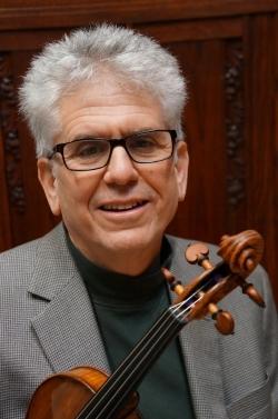 Herbert Greenberg, violinist