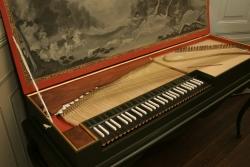 A 1977 Keith Hill clavichord