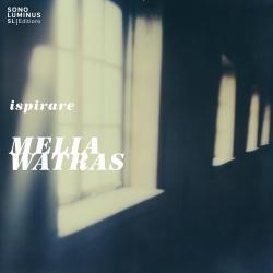 Melia Watras: Ispirare cover