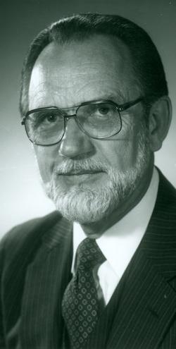 Professor Emeritus James C. Carlsen