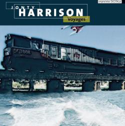 Jonty Harrison CD cover art