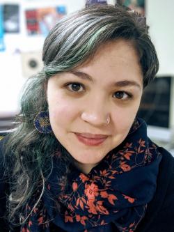 Music Ed PhD candidate Juliana Cantarelli Vita