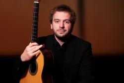 Guitarist Marcin Dylla