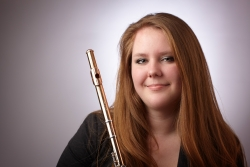 Natalie Ham, flute